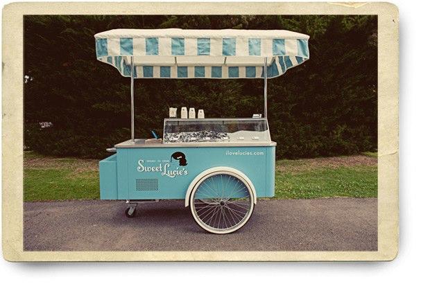 Sweet Lucies Food Truck